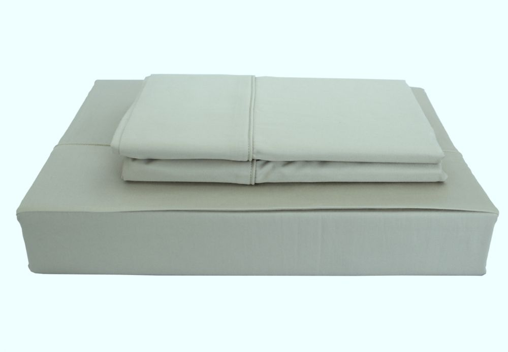 230TC Maxwell Sheet Set, Misty Green, Double LSP-001SSMGD in Canada