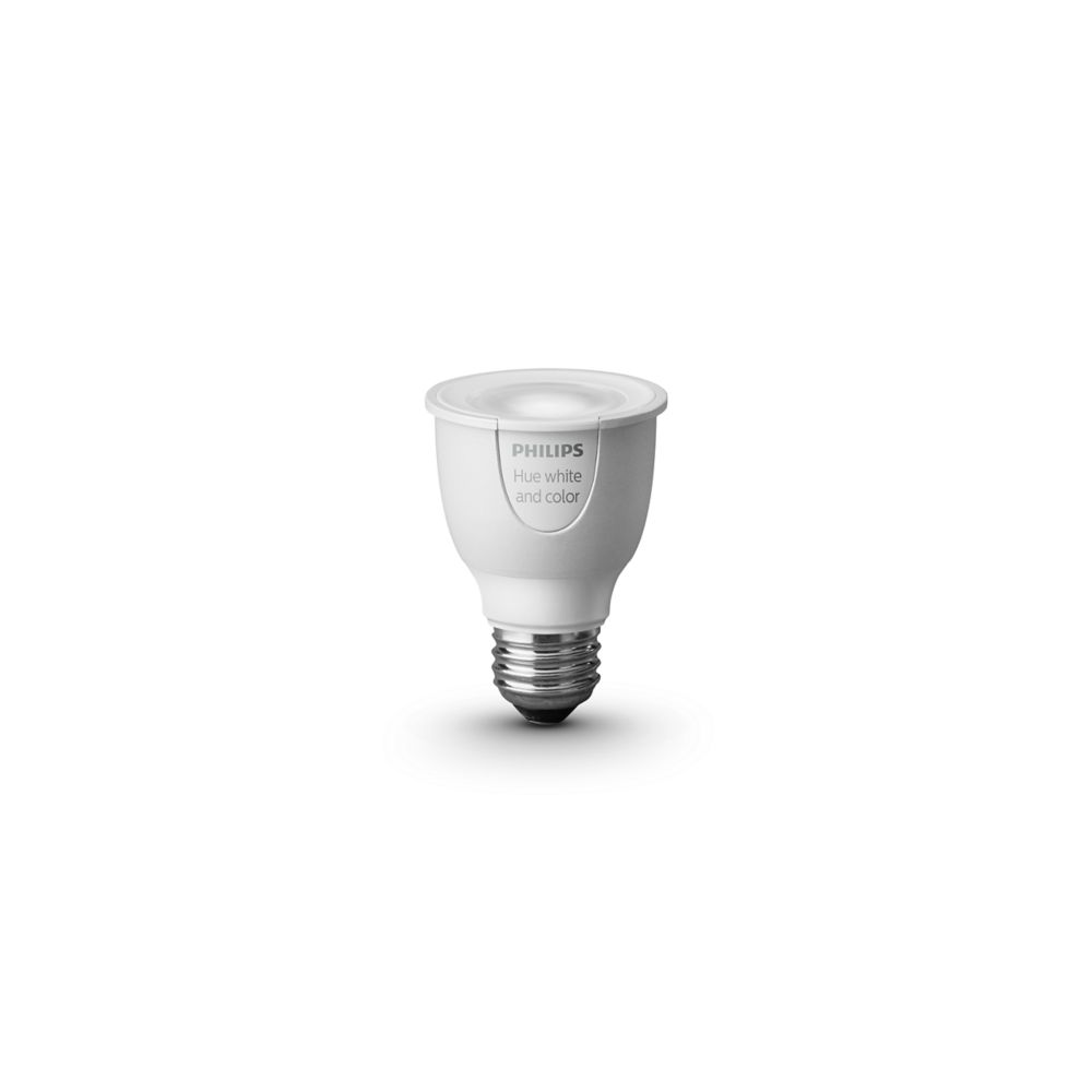 Philips Hue 6.5W White and Multi-Colour PAR16 Dimmable LED Light Bulb
