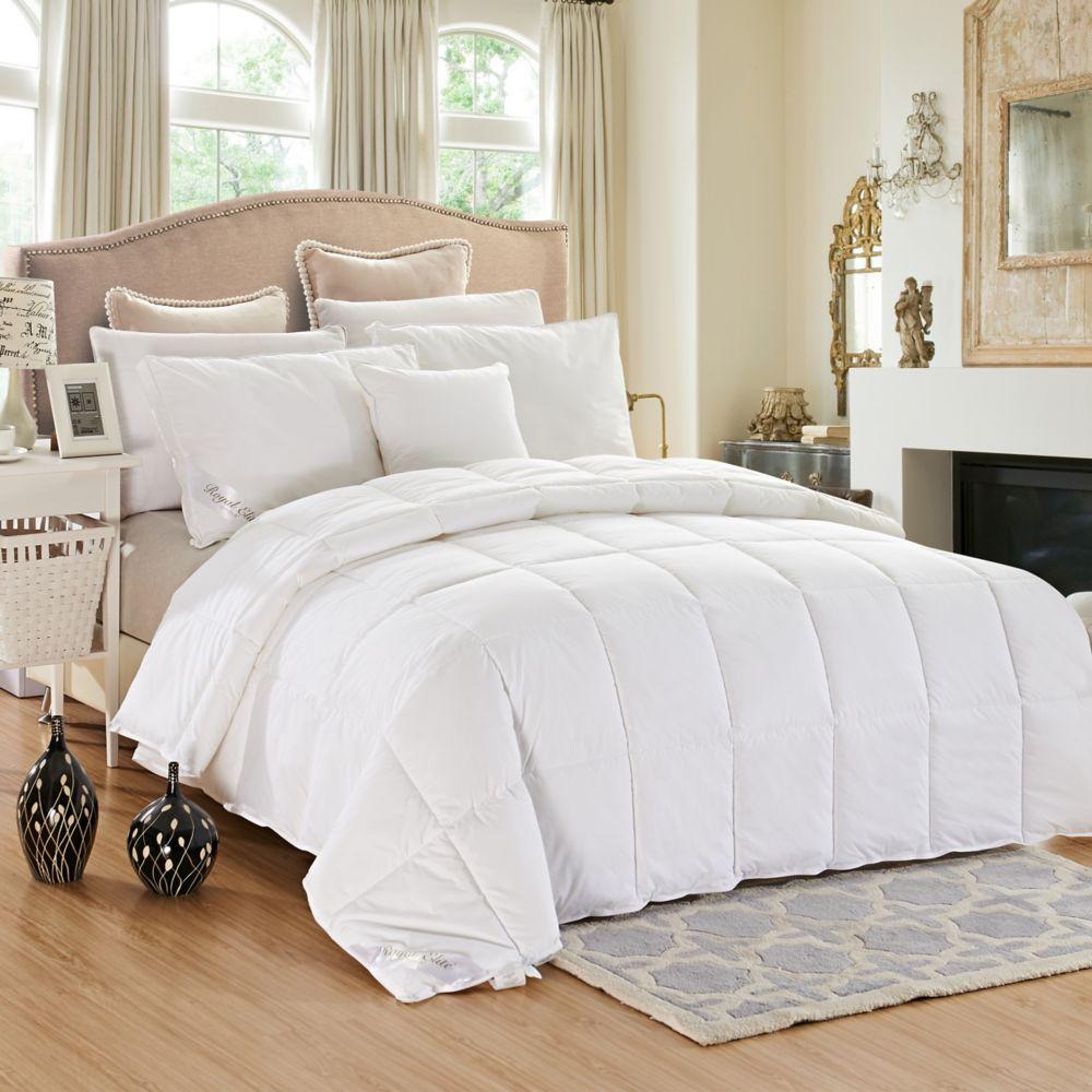 couette de soie, grand lit
