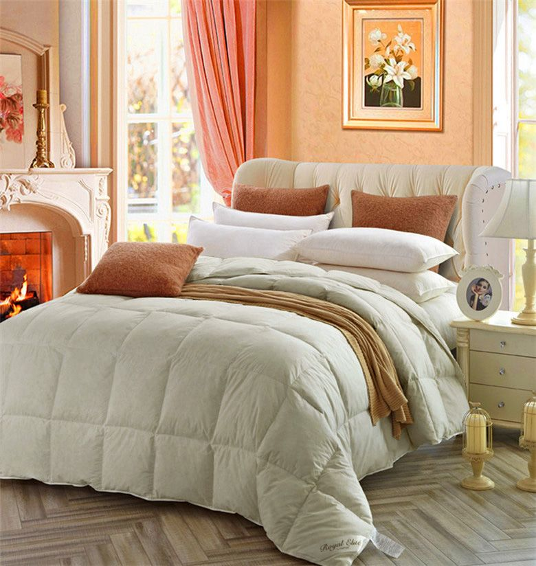 Wool Duvet, Queen