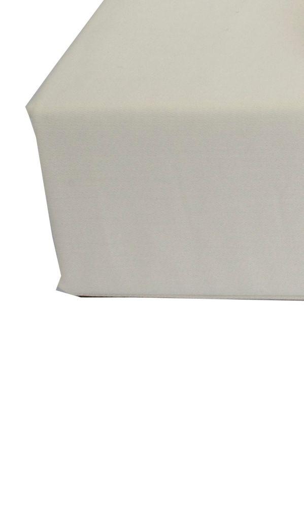 Maholi Sweet Slumber Fitted Sheet, Crib, Ivory