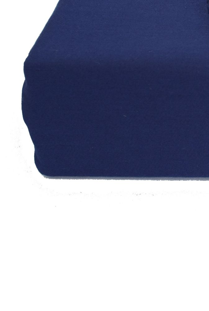 Sweet Slumber Fitted Sheet, Crib, Navy LSP-001FINC in Canada