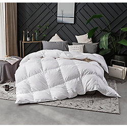 Royal Elite 400T Hutterite Goose Down Duvet, 4Seasons, Queen30
