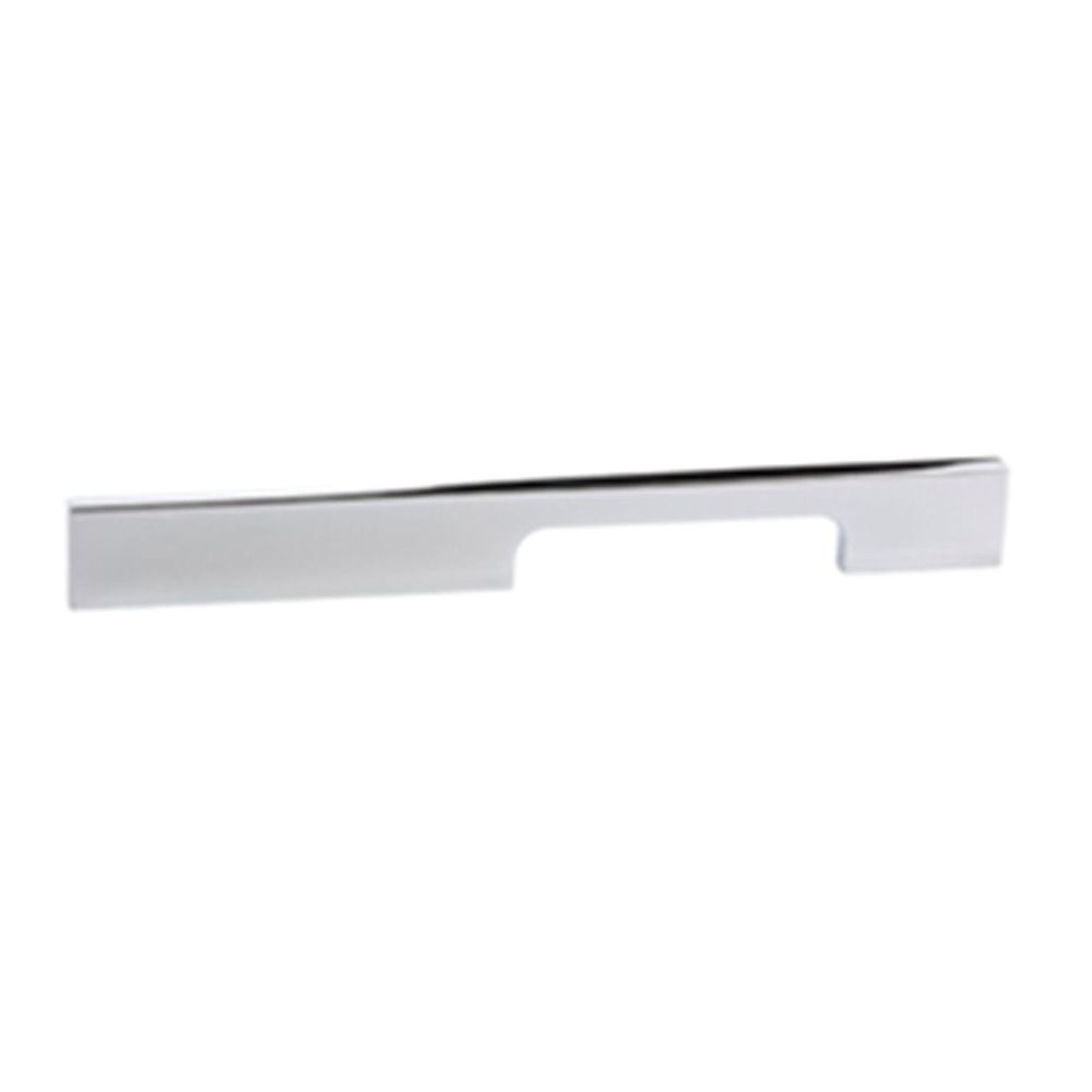 Contemporary Metal Pull - Chrome - 96 Mm C. To C. BP72096140 in Canada