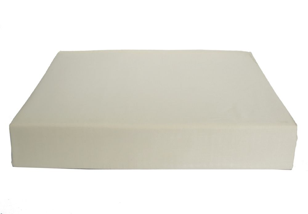 Baby Bamboo Fitted Sheet, Crib, Beige