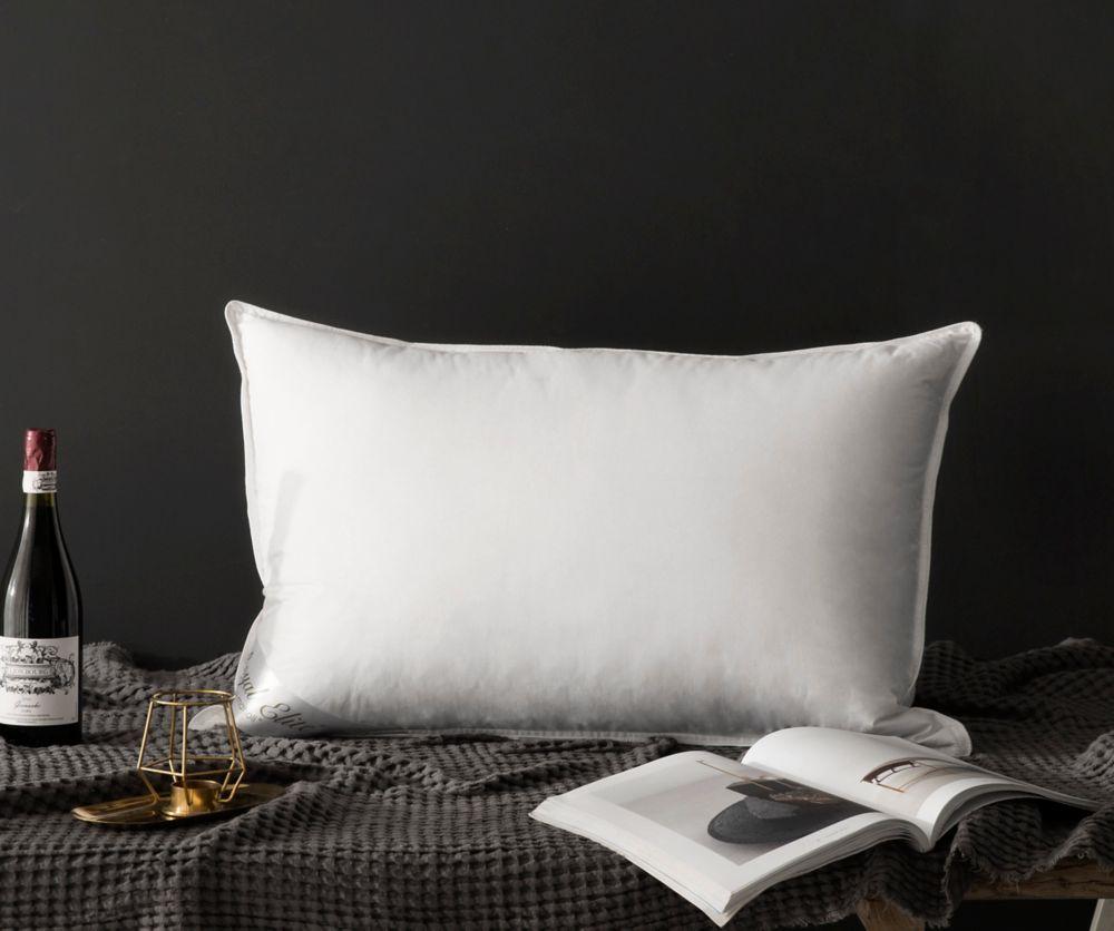 Ambassador 233TC Microfiber Pillow, Standard