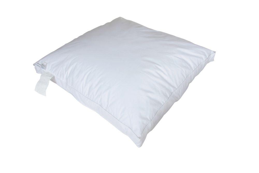 Ambassador 233TC Microfiber Pillow, Euro
