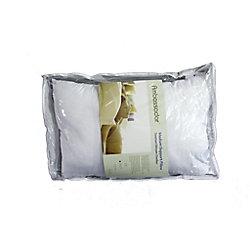 Ambassador Medium Microfiber Pillow, Standard