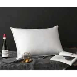 Royal Elite 233TC White Duck Down Pillow, Standard 16 oz.