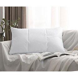 Royal Elite White Goose Down ChamberLock Pillow, King26