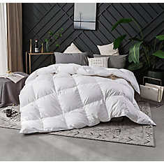 400T Hutterite Goose Down Duvet, Winter, Double32