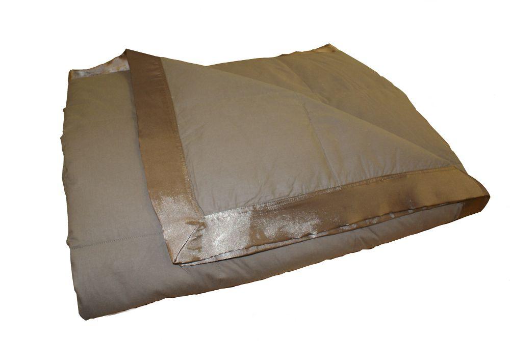 Couverture de duvet, 4 Saisons, grand lit, Mink
