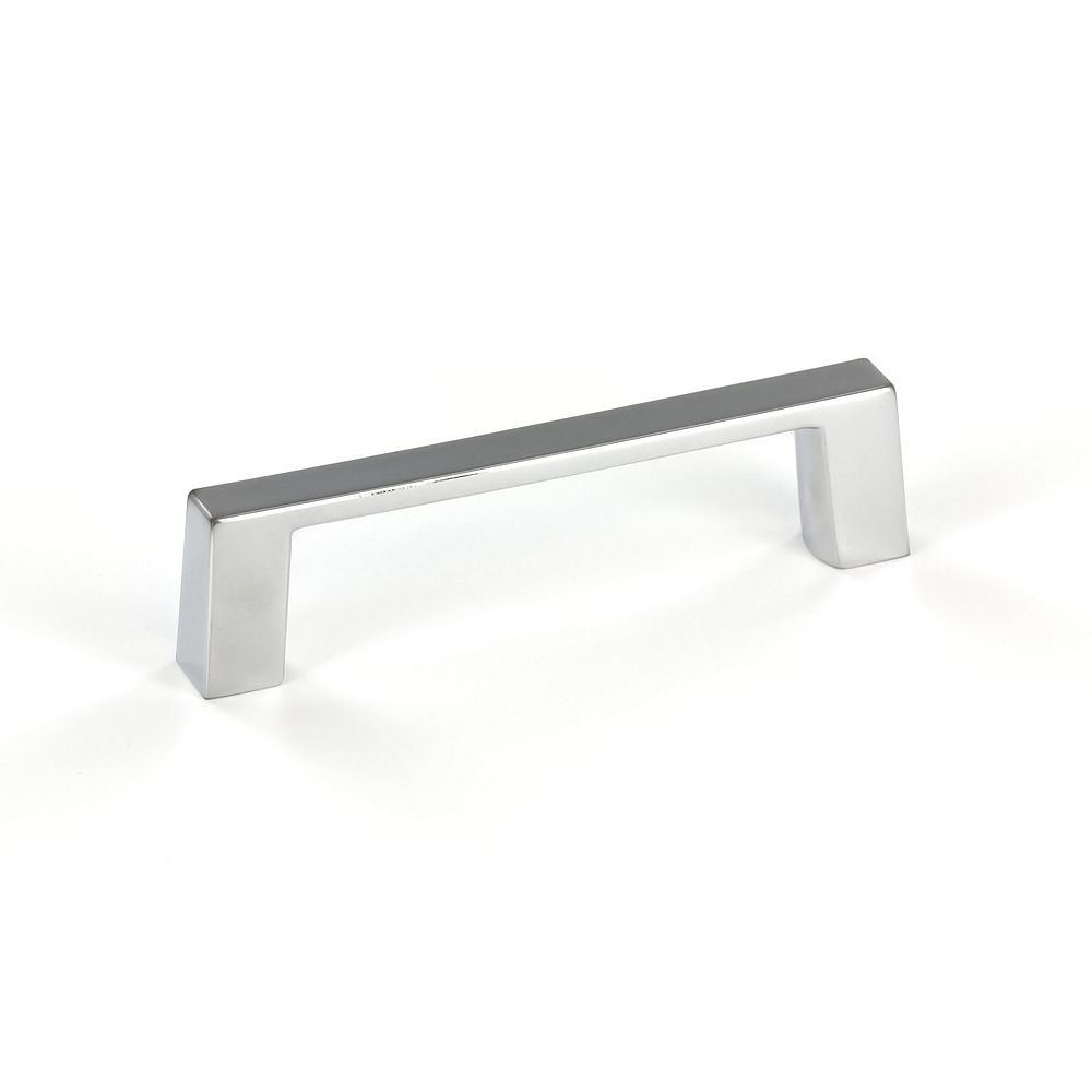 Richelieu Contemporary Metal Pull 3 in (76.2 mm) CtoC - Chrome  - Eglinton Collection
