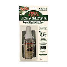 Santas Solution Fresh-Cut Tree Scent Infuser