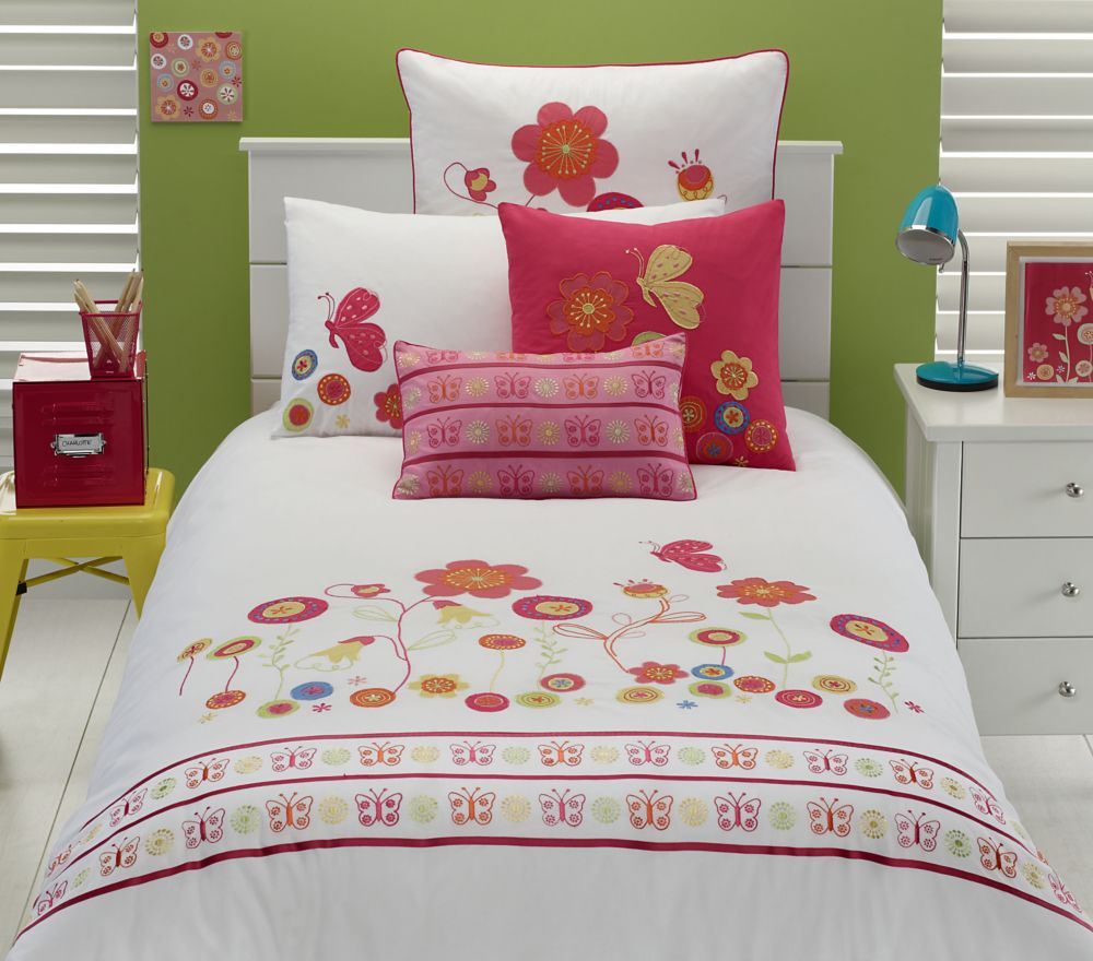 Summer Duvet Cover Set, Twin