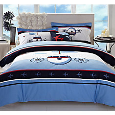 787 Duvet Cover Set, Twin