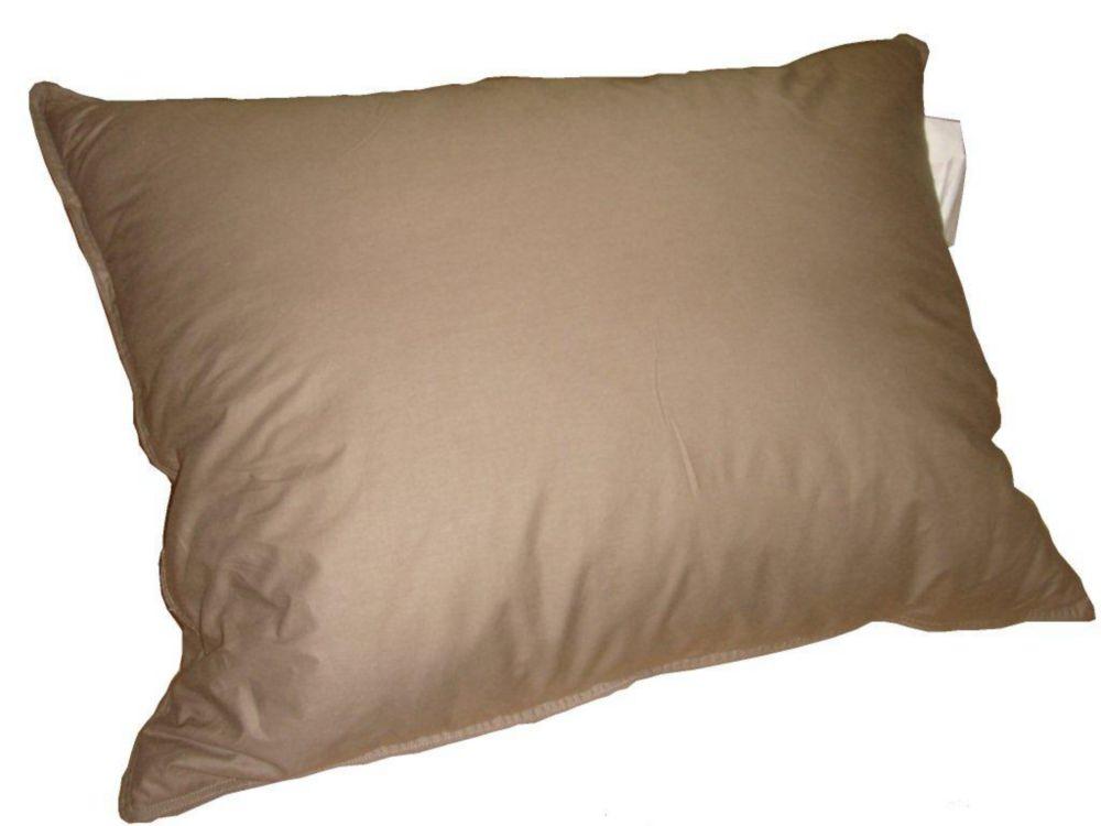 233TC Feather Pillow, Mink, Queen