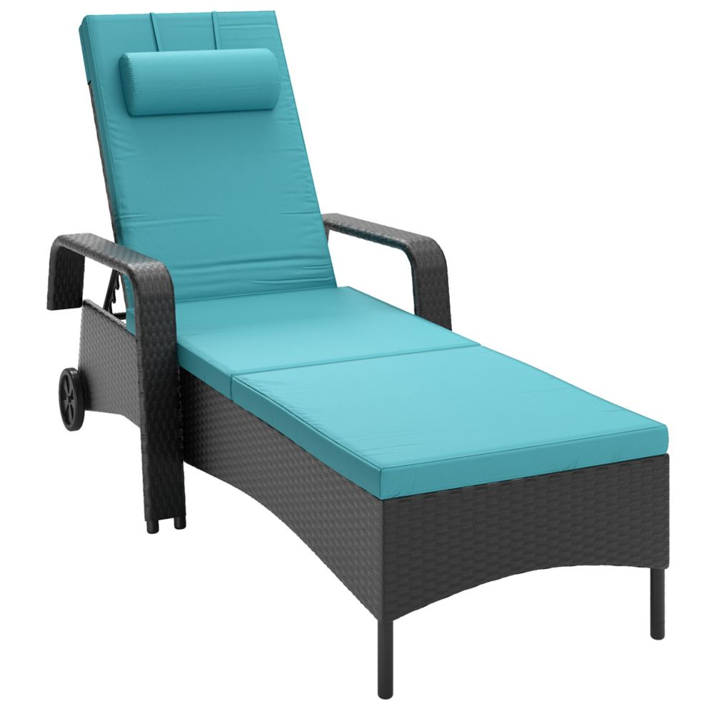 Metropolitan chaise lounges dsch0906h 5409 in canada for Chaise longue canada