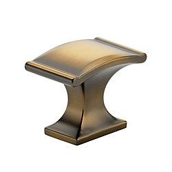 Richelieu Traditional Metal Knob  Chocolate Bronze - Teramo Collection