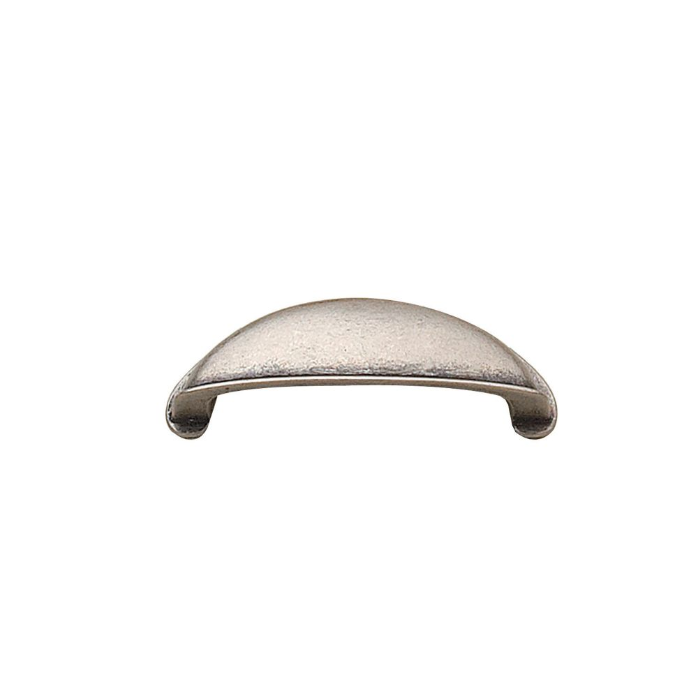 Classic Metal Pull - Pewter - 64 Mm C. To C.