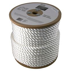 Everbilt 5/8-inch x 200 Feet NYLON TWISTED WHITE (sold per foot)