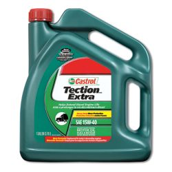Castrol TECTION 15W40 3.785L DIESEL