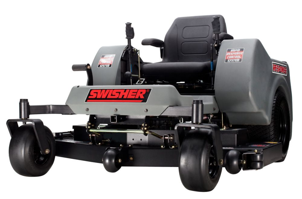 swisher tracteur pelouse 24 hp zero turn avec plateau de coupe de 54po home depot canada. Black Bedroom Furniture Sets. Home Design Ideas