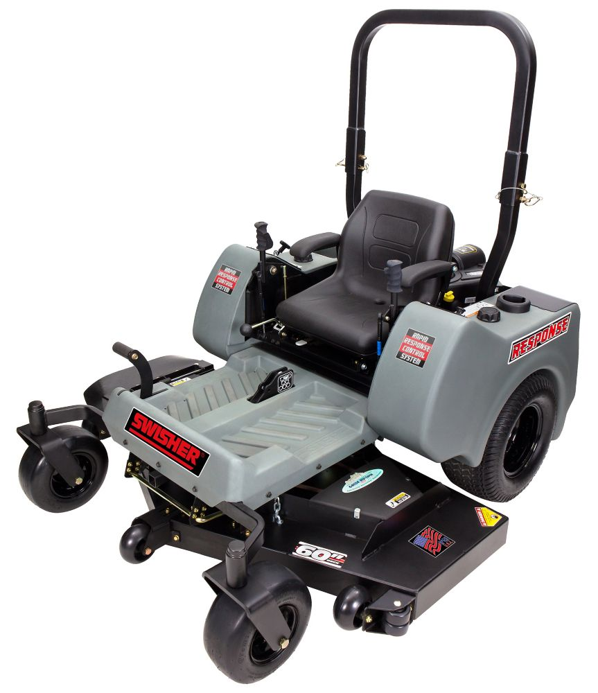 27 HP Zero Turn Mower With 60 Inch.  Cutting Deck
