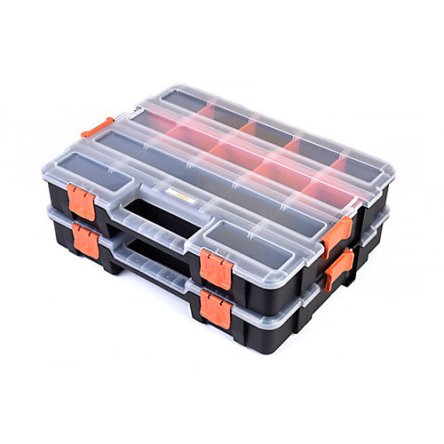 Interlocking Organizer Box (2-Pac)