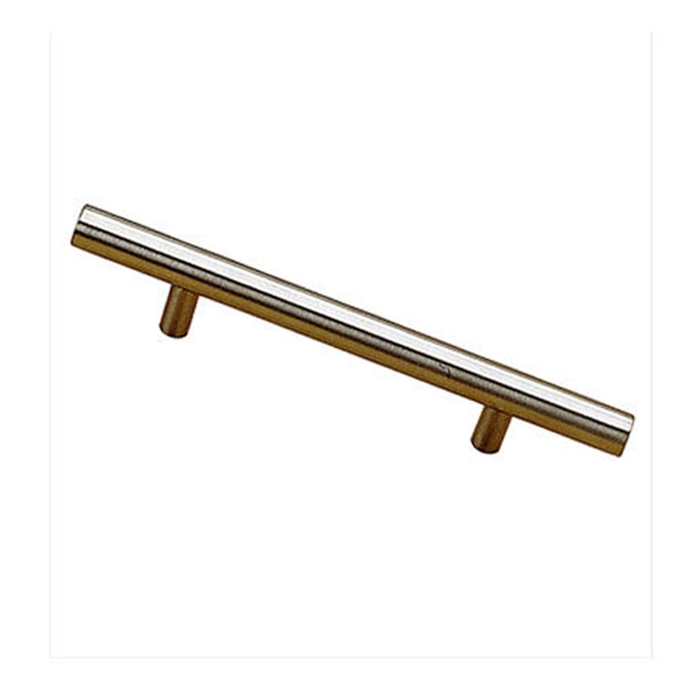 Richelieu Contemporary Stainless Steel Pull 3 in (76.2 mm) CtoC - Washington Collection