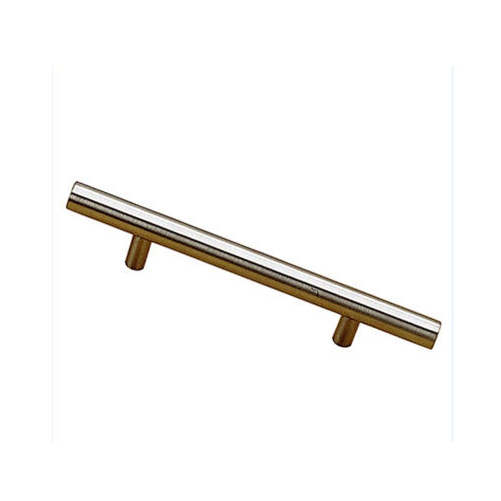 Contemporary Metal Pull - Stainless Steel - 96 Mm C. To C.