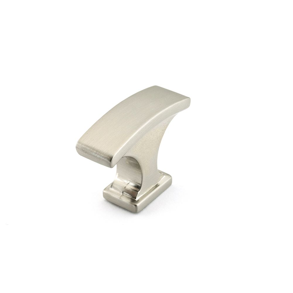 Transitional Metal Knob - Brushed Nickel - 29 Mm Dia. BP525429195 Canada Discount