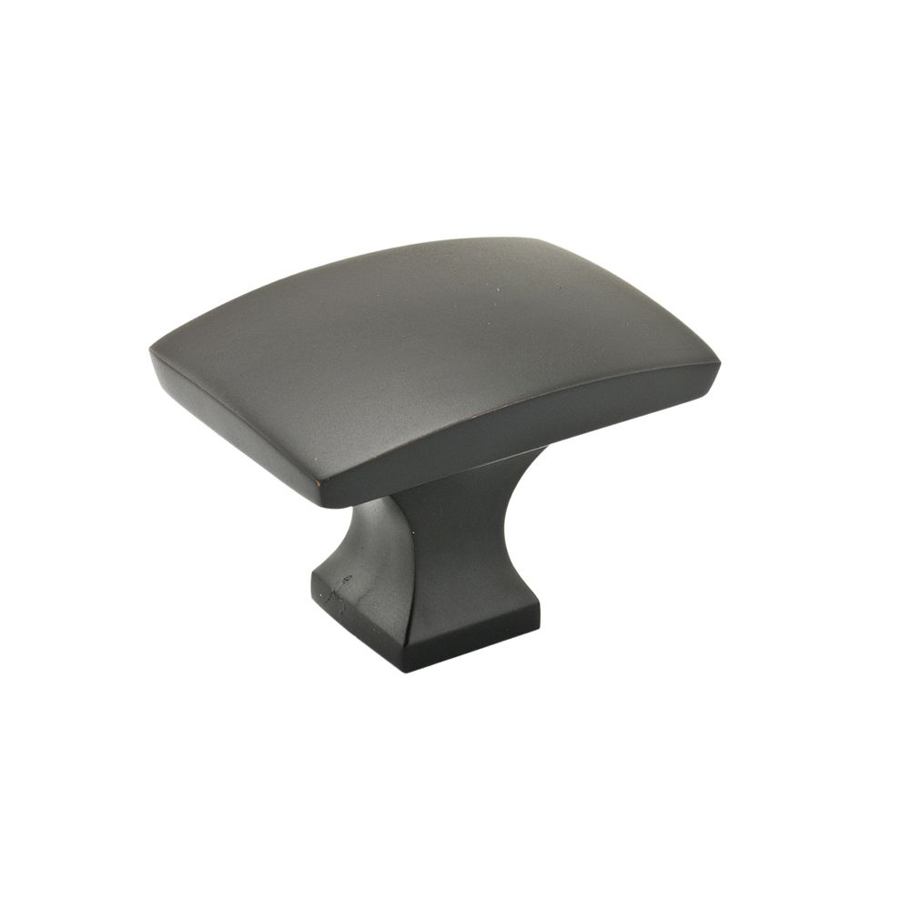 Transitional Metal Knob - Matte Black - 44 X 30 Mm Dia. BP76544900 in Canada