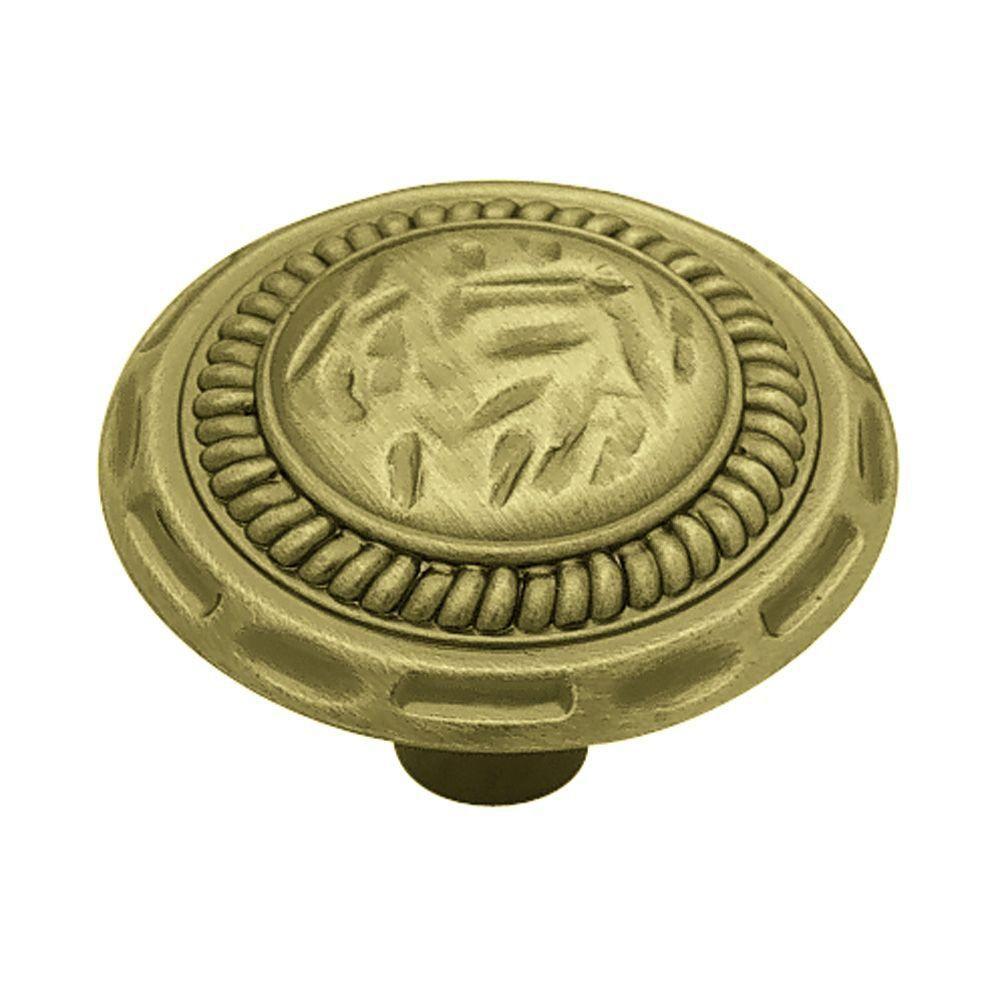 1-3/8  Sundial Round Knob, 1 per pkg