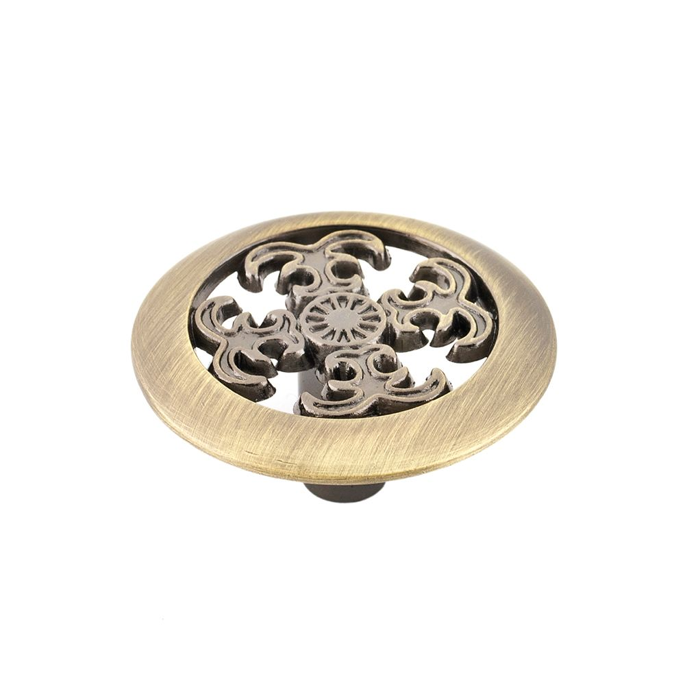 Classic Metal Knob - Antique English - 38 Mm Dia. BP3735038AE in Canada