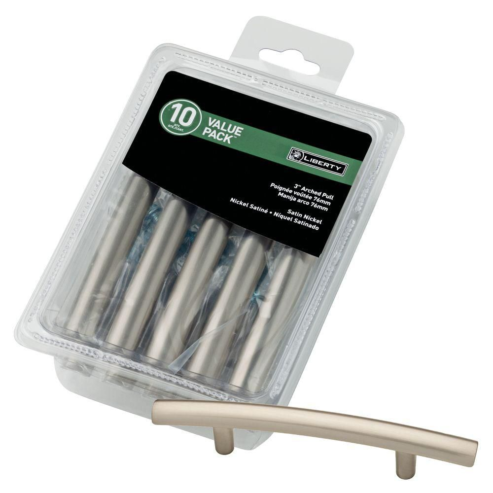 Liberty 3 Arched Pull, 10 per package