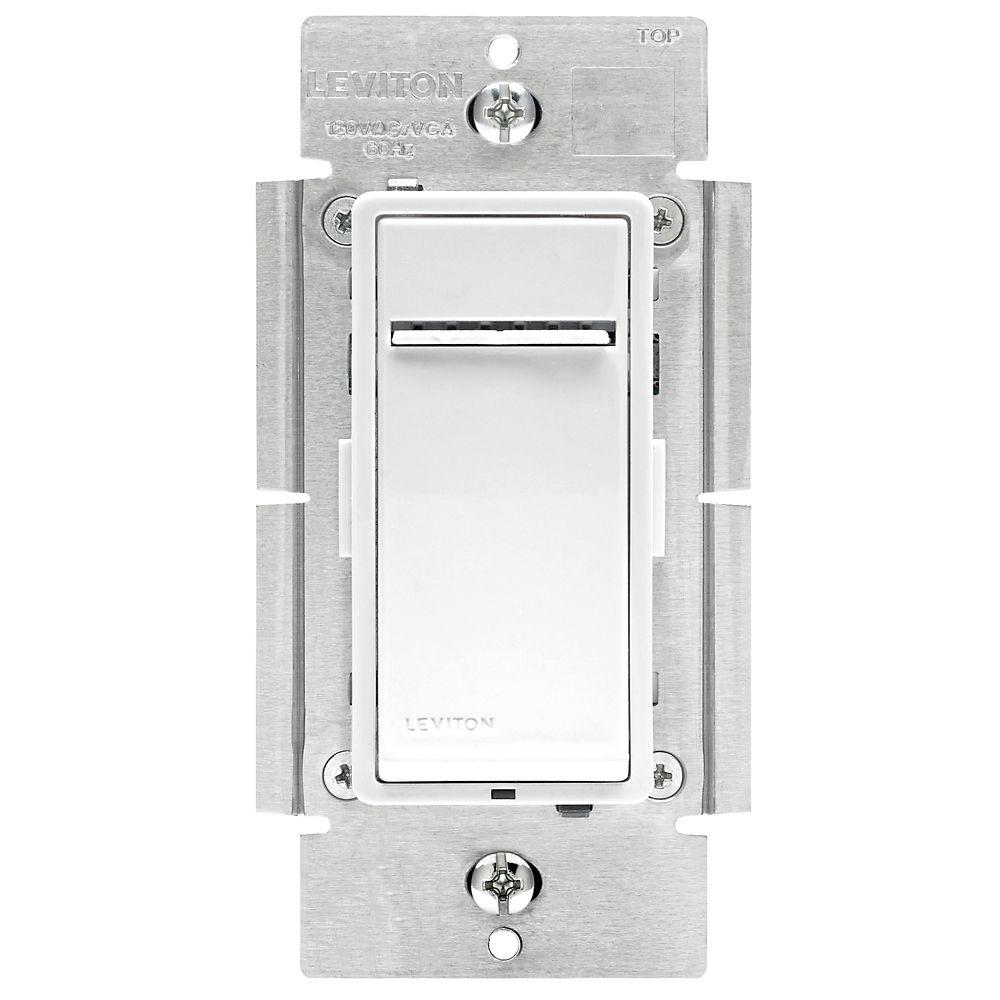 Z-Wave, compatible avec WINK, gradateur Decora, blanc