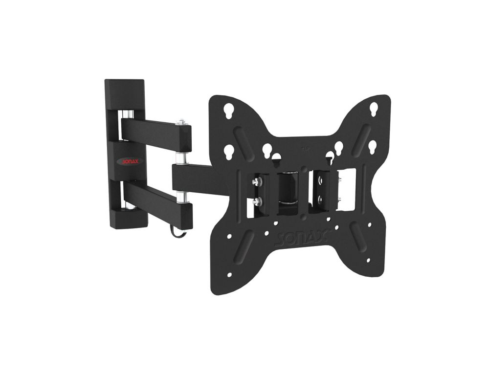"LM-1350 Full Motion Flat-Panel Wall Mount for 14"" - 40"" TVs"