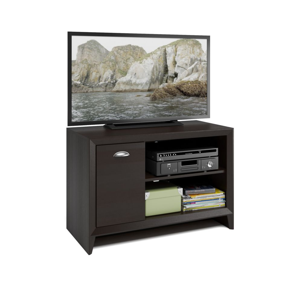 TEK-581-B Kansas TV Bench in Espresso Finish TEK-581-B Canada Discount