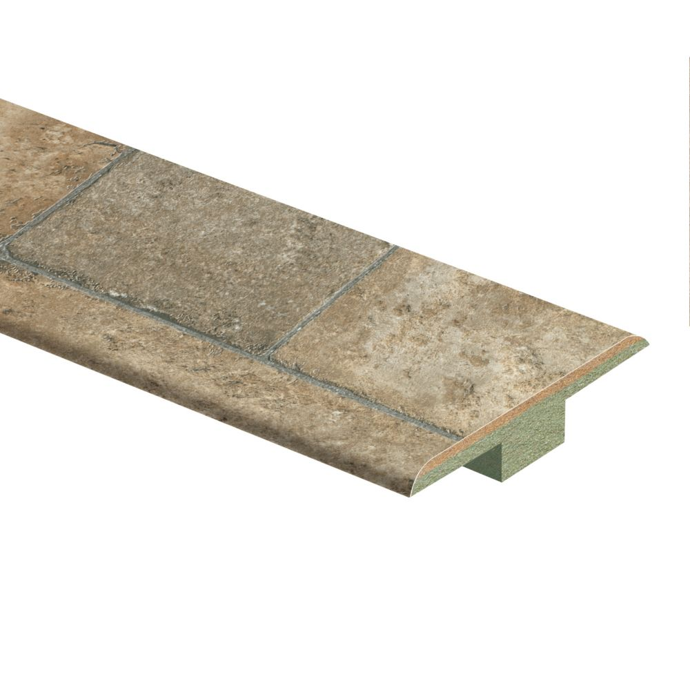 Zamma Tuscan Stone Bronze 72 Inch T Mold The Home Depot
