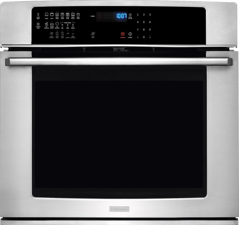 Electrolux Electrolux 30 Inch Electric Single Wall Oven With Iq-Touch Controls