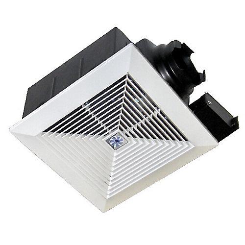Ventilateur de ventilation extrêmement silencieux : 70 PCM, 0,3 sones - ENERGY STAR