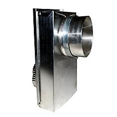 Dryer Exhaust Periscope - 0 Inch - 5 Inch