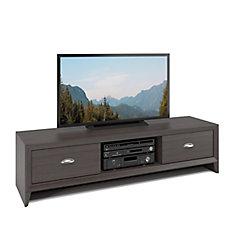 TLK-871-B Lakewood TV Bench in Modern Wenge Finish