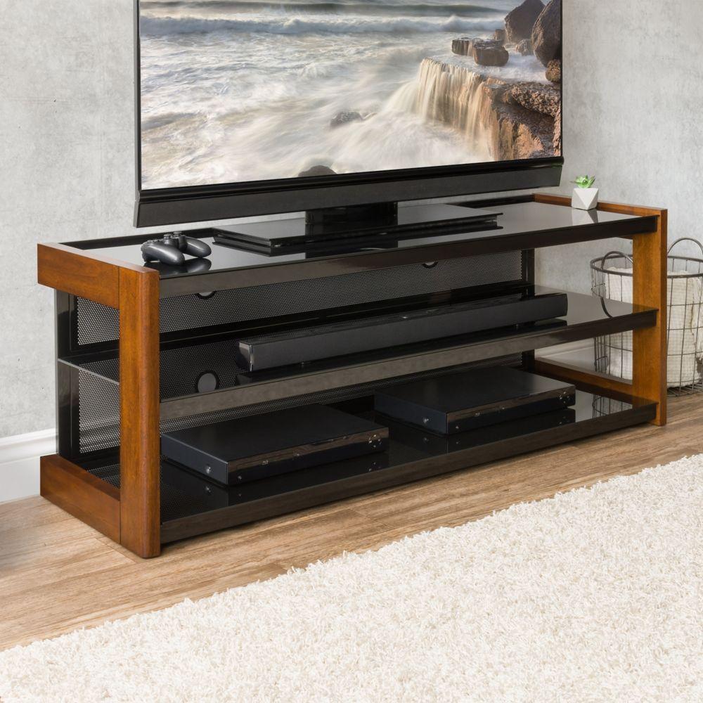 """Sonax B-051-LMT Milan 60"""" Quick Click TV / Component Bench"""