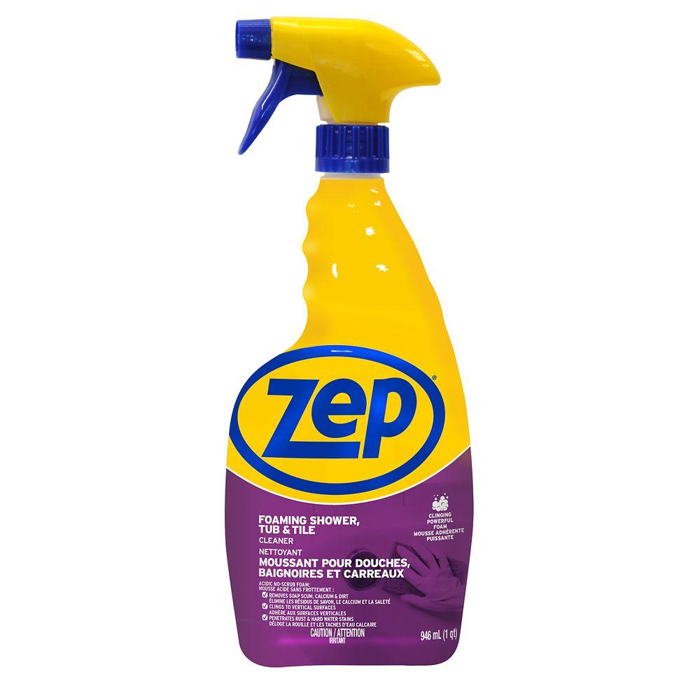 Nettoyant Power Foam pour baignoires et carrelages, 946ml