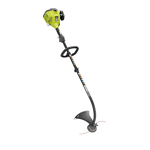 25cc Gas Powered 2-Cycle Curved Shaft Trimmer