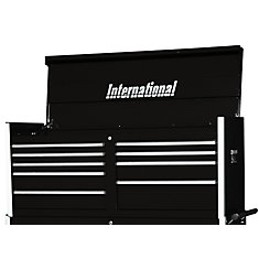 54-inch Professional Series 9-Drawer Tool Chest, Black