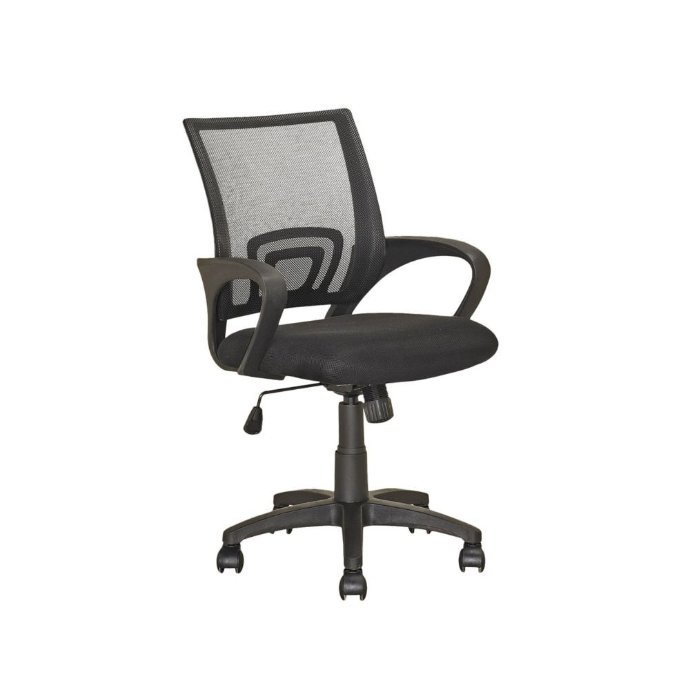 LOF-309-O Office Chair in Black