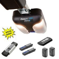 Directdrive DirectDrive Synoris 550 3/4 HP porte de garage avec Télécody gratis.